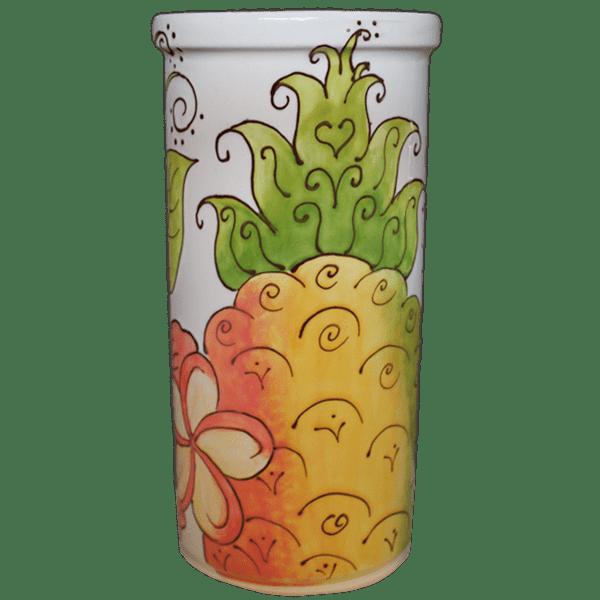 Sugarloaf Pineapple Vase/Wine Cooler