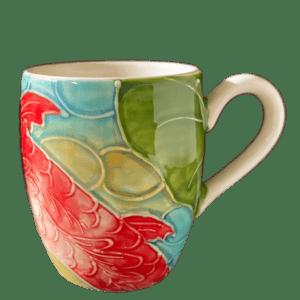 Koi Barrel Mug