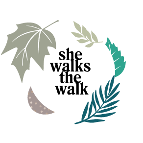 She Walks the Walk