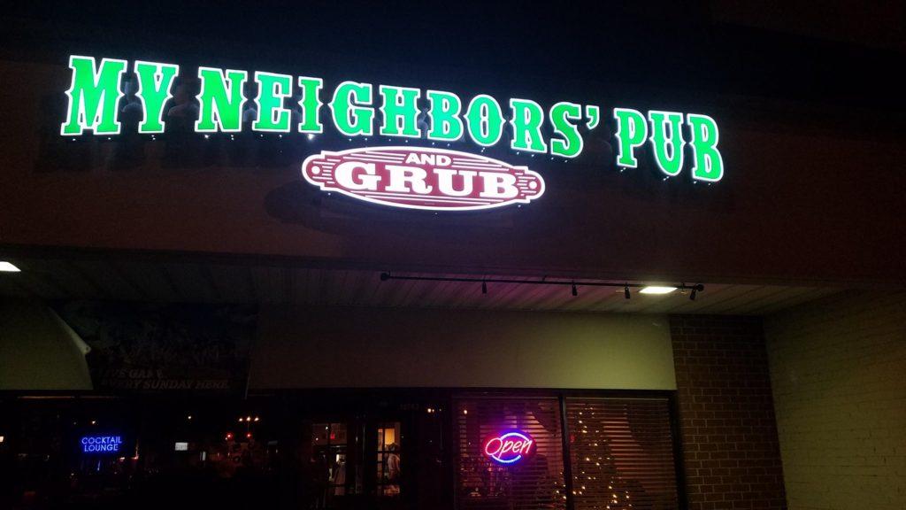My Neighbors' Pub