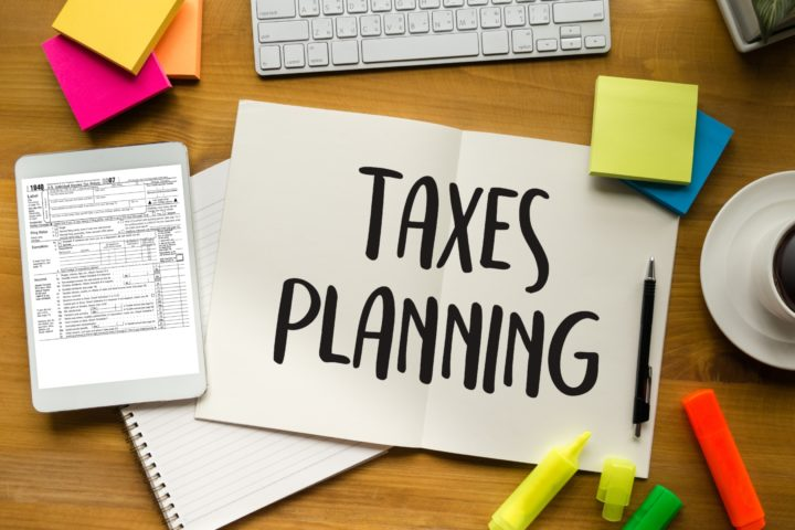 taxes planning