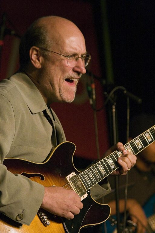 "Jazz guitarist JOHN SCOFIELD preforms with his ""UBERJAM"" BAND at the MONTEREY JAZZ FESTIVAL"