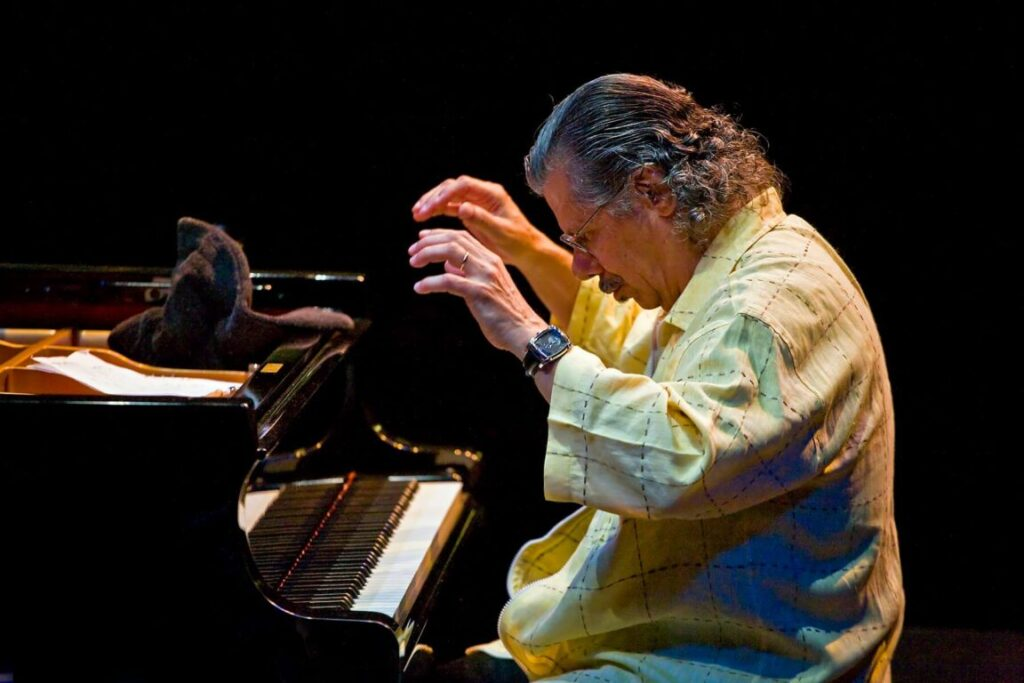 CHICK COREA performs at the 2009 MONTEREY JAZZ FESTIVAL - CALIFORNIA