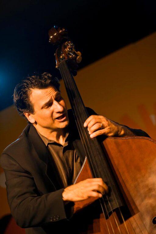 The JOHN PATITUCI TRIO perform at the 2009 MONTEREY JAZZ FESTIVAL - CALIFORNIA