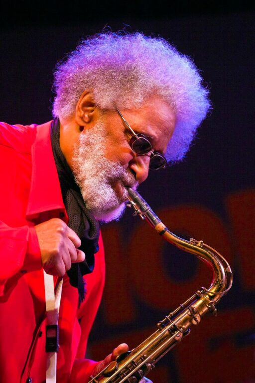 SONNY ROLLINS performs on the Jimmy Lyons Stage - 54TH MONTEREY JAZZ FESTIVAL 2011