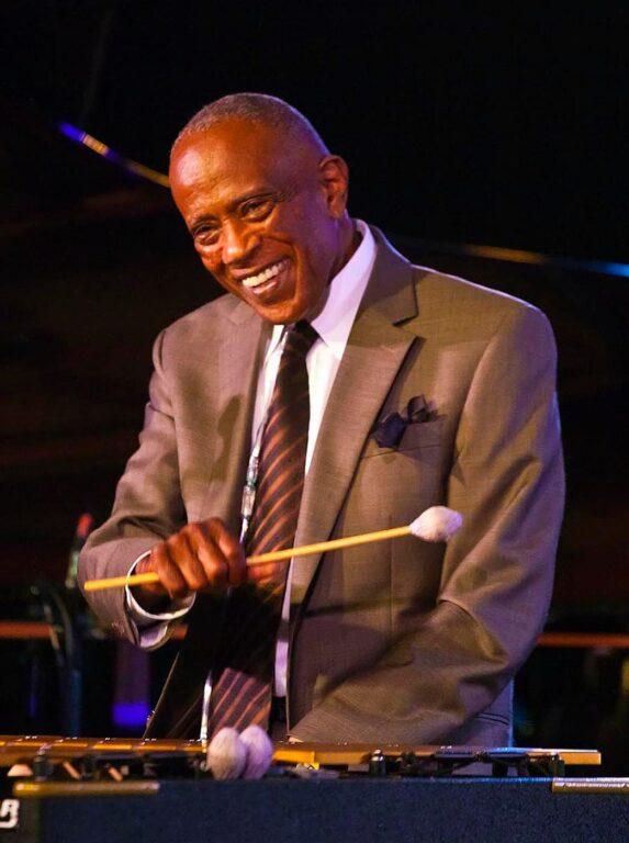 BOBBY HUTCHERSON and his Quartet preforms in the Nightclub at the Monterey Jazz Festival - MONTEREY, CALIFORNIA