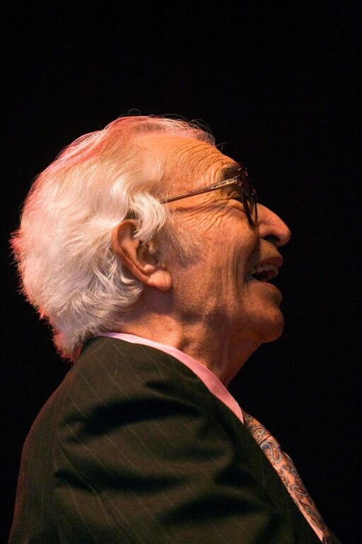 DAVE BRUBECK (Piano) performs the CANNERY ROW SUITE at THE MONTEREY JAZZ FESTIVAL