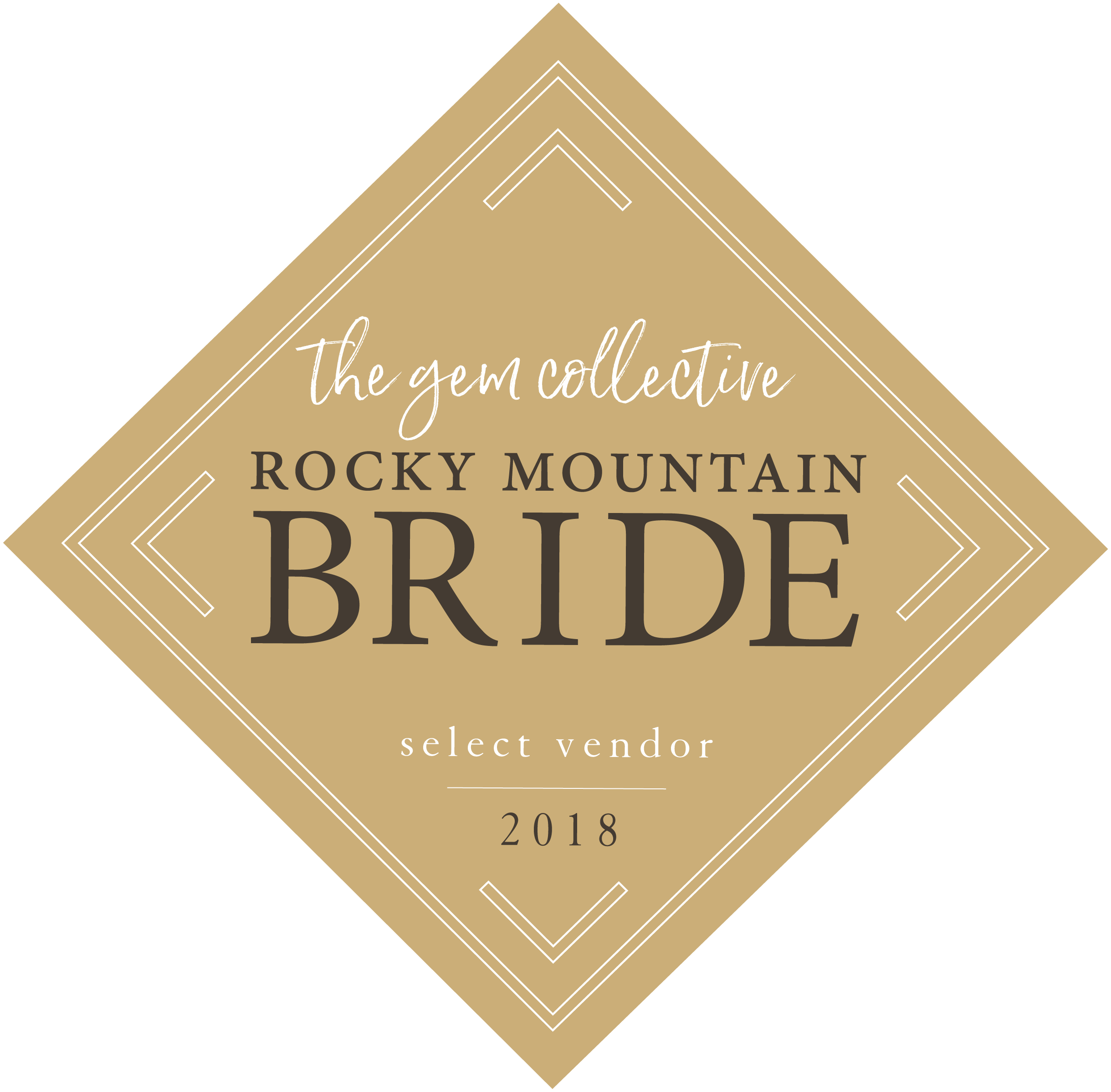 2018 Rocky Mountain Bride GEM Vendor