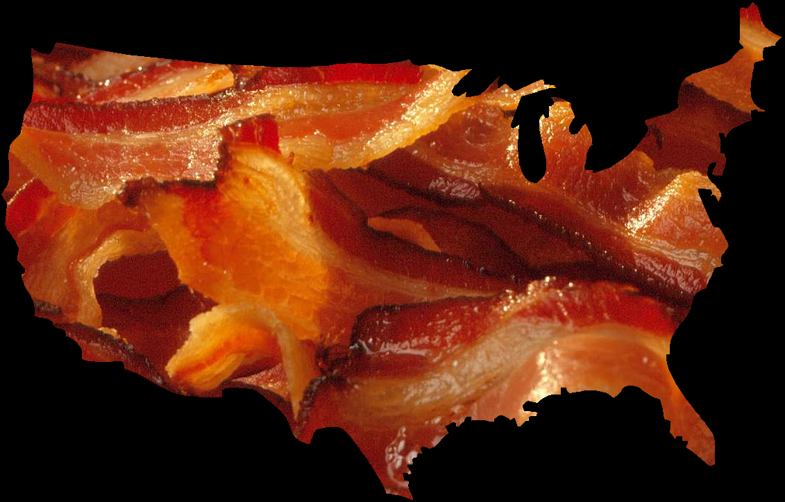 MapQuest: The Best Bacon-related Dishes, Drinks and More in All 50 States