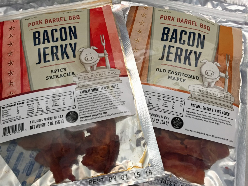 Pork Barrel BBQ Jerky Treats