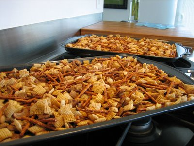 Chex Mix, Bacon Unwrapped Style