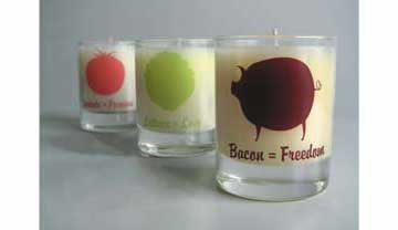 Bacon-Inspired Products