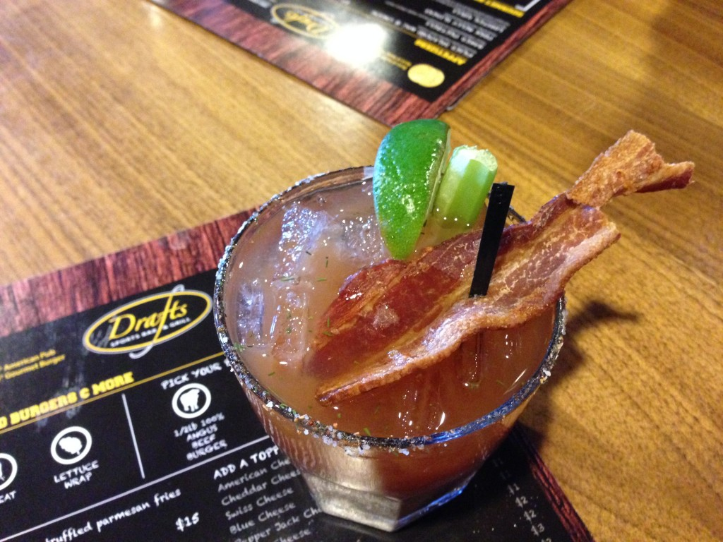 Apres Ski Bacon Bloody