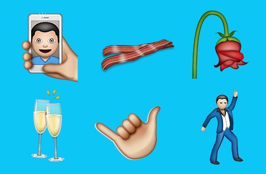 We're finally getting a bacon emoji!!!
