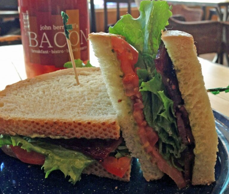 Bacon Restaurant in Boise, Idaho