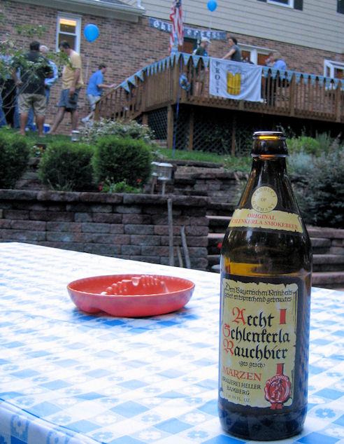 Oktoberfest Bacon Bier