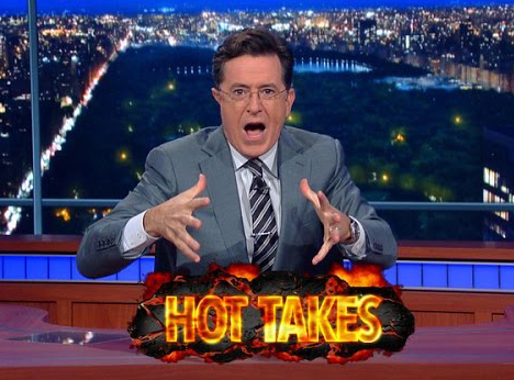Colbert: Problem with Middle East is misplaced bacon rage