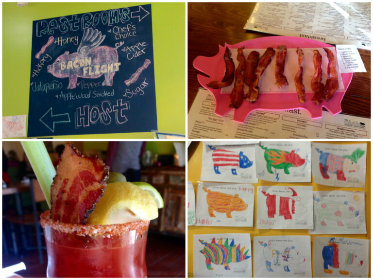 The Oink Cafe in Phoenix