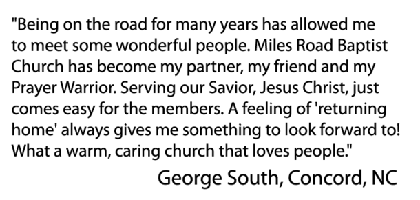 Miles Road Baptist Church
