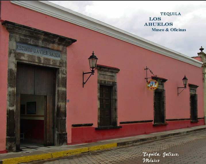 Museo en Tequila Jalisco Mexico