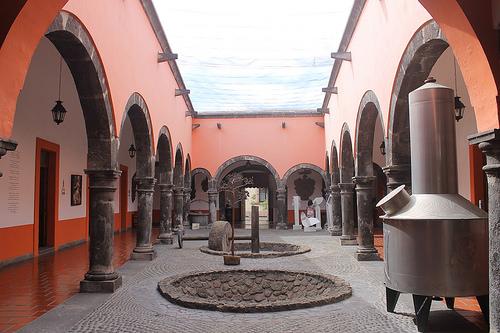 Museos en Ciudad de Tequila Mexico