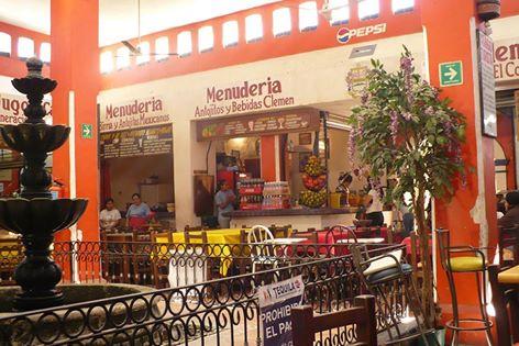 Mercado Municipal de Tequila Jalisco Mexico