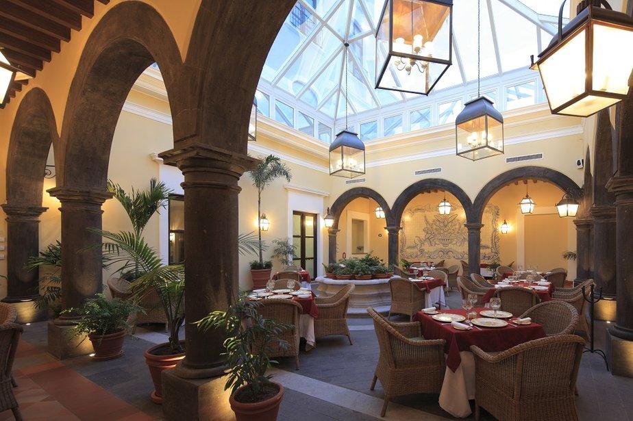 Restaurante La Antigua Casona En Tequila