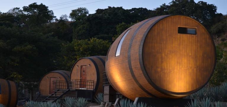 Hotel Matices en Tequila Jalisco