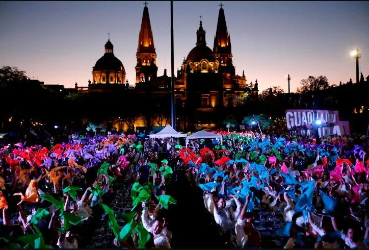 El día 24 de Marzo se rompió record en el mayor número de personas en catado de Tequila. Llevado a cabo en el centro de Guadalajara, Jalisco
