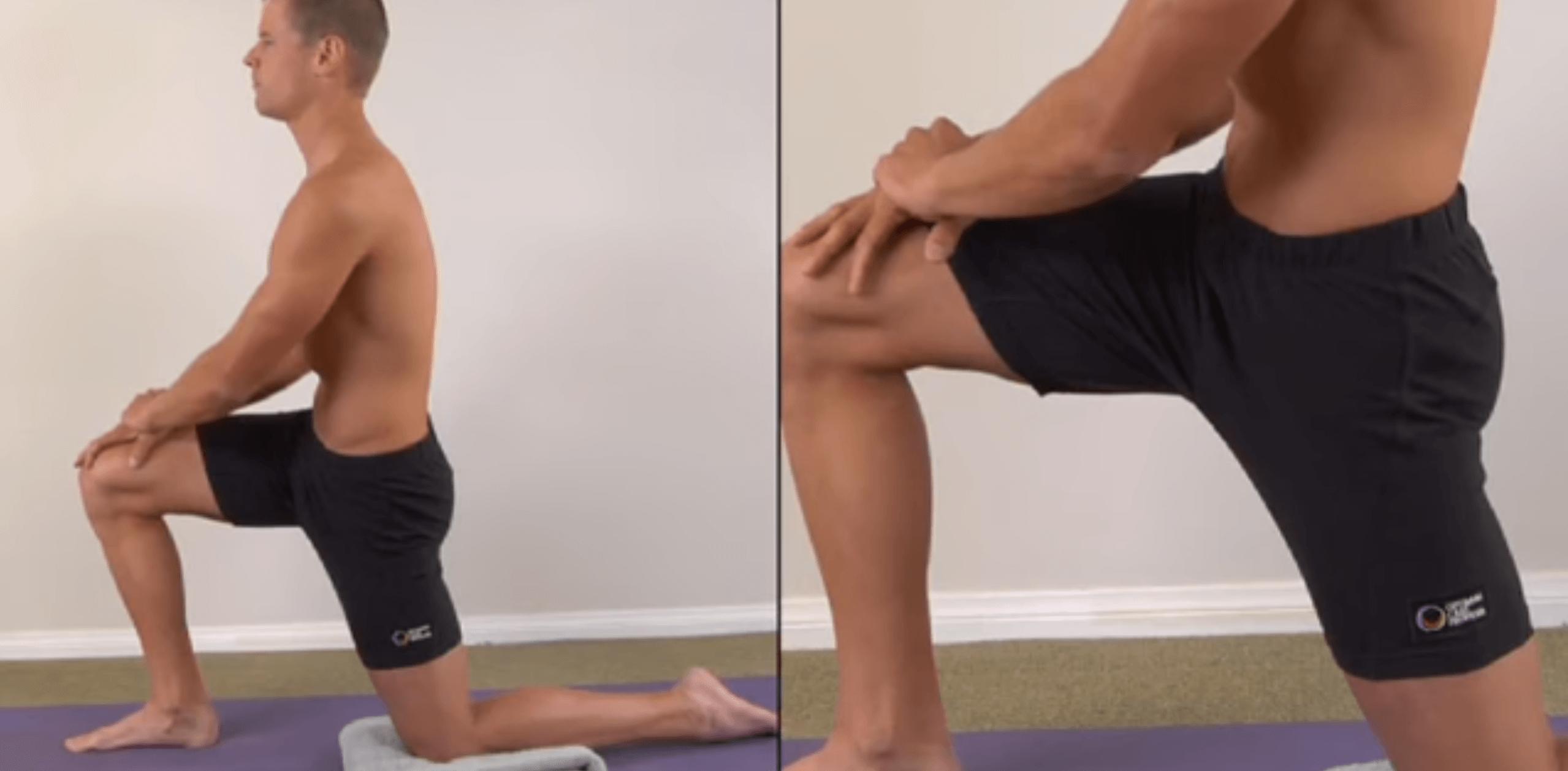 Hip-flexor Stretch