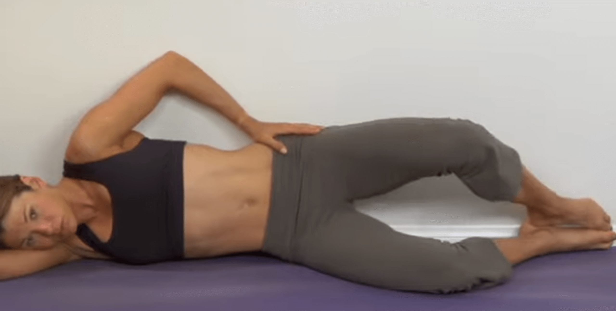 Hip Abductor Strengthening