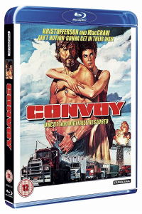 "In case your didn't know...'Convoy' was a 1978 movie inspired by the song of the same name. It didn't involve Mars, but it was about overcoming adversity. First performed by C.W. McCall in 1975, the song featured the iconic lyrics, 'So we crashed the gate doing ninety-eight I says ""Let them truckers roll, 10-4.""' More recently, Paul Brandt did a popular cover and music video."
