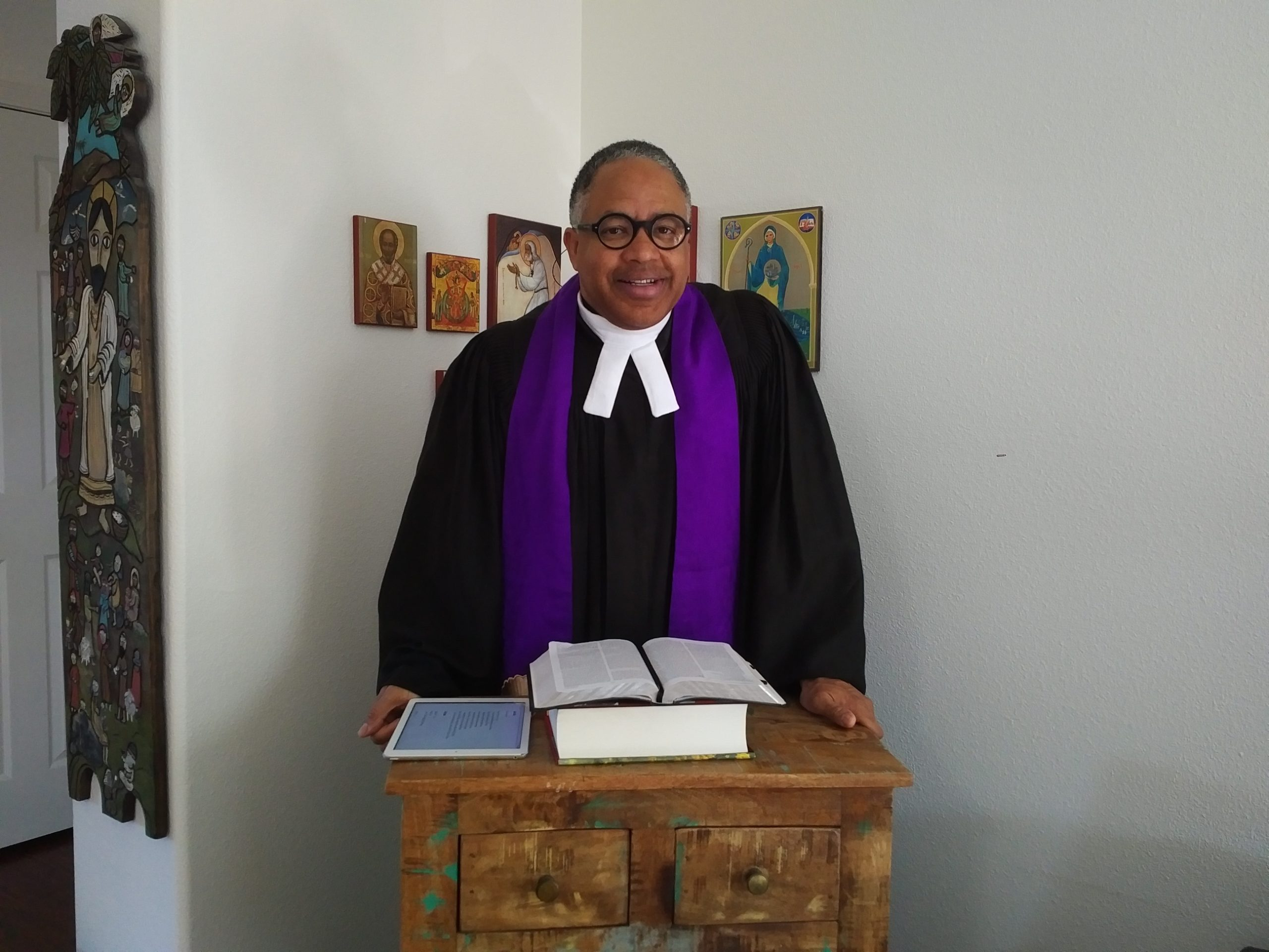 Pastor Nathan Byrd