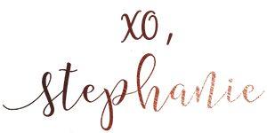 xo stephanie above small