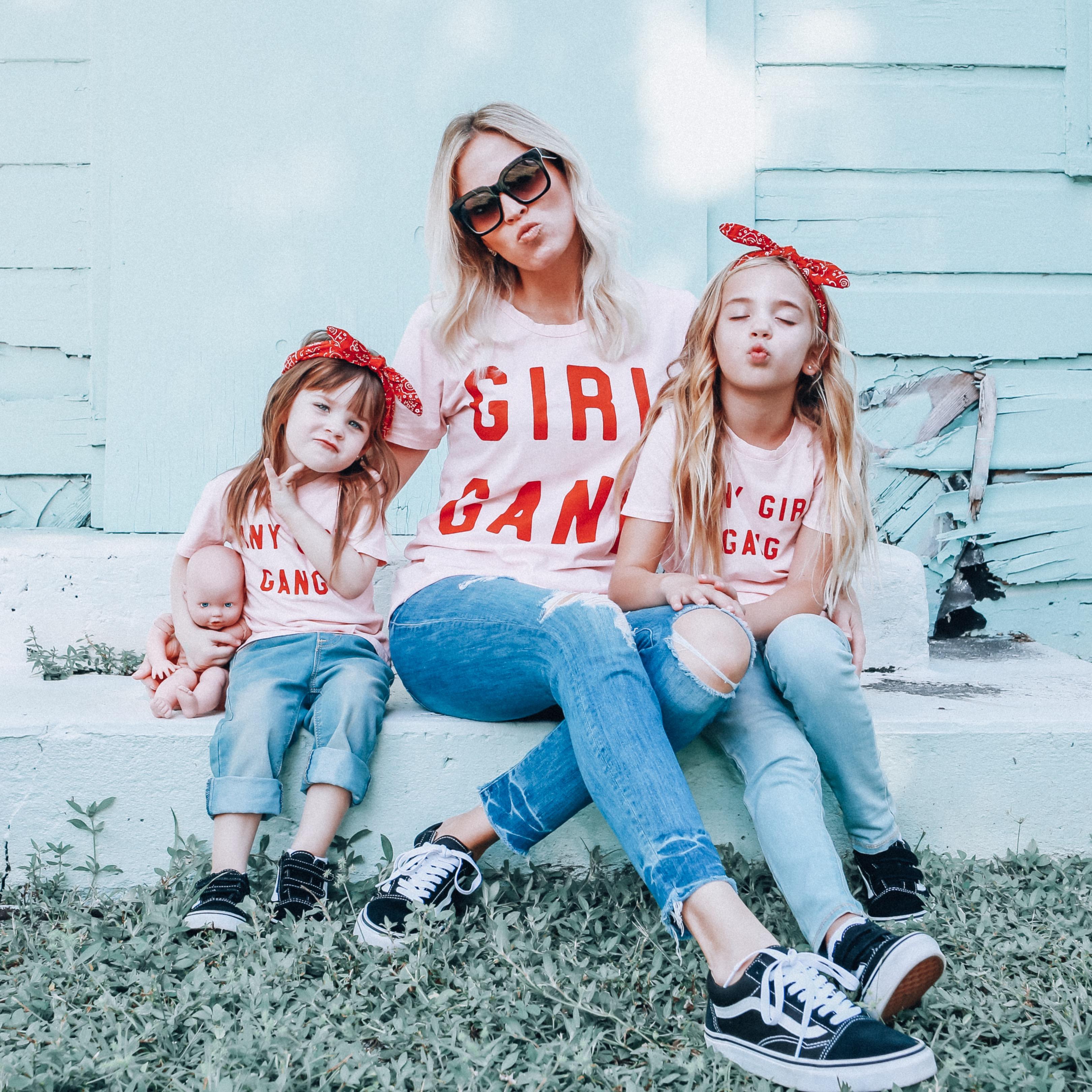 Tiny Girl Gang - Stephanie Hanna Blog