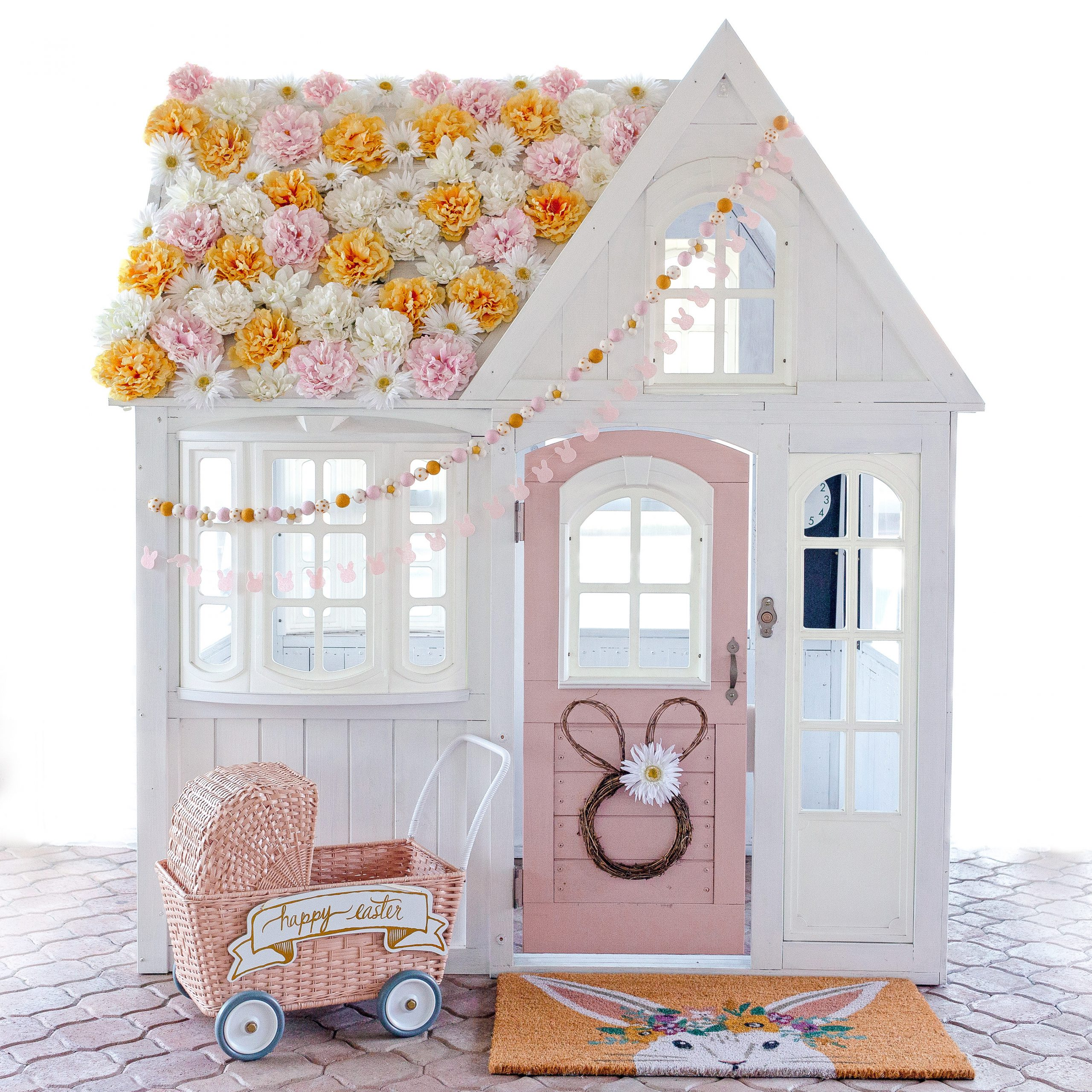 DIY Easter Playhouse