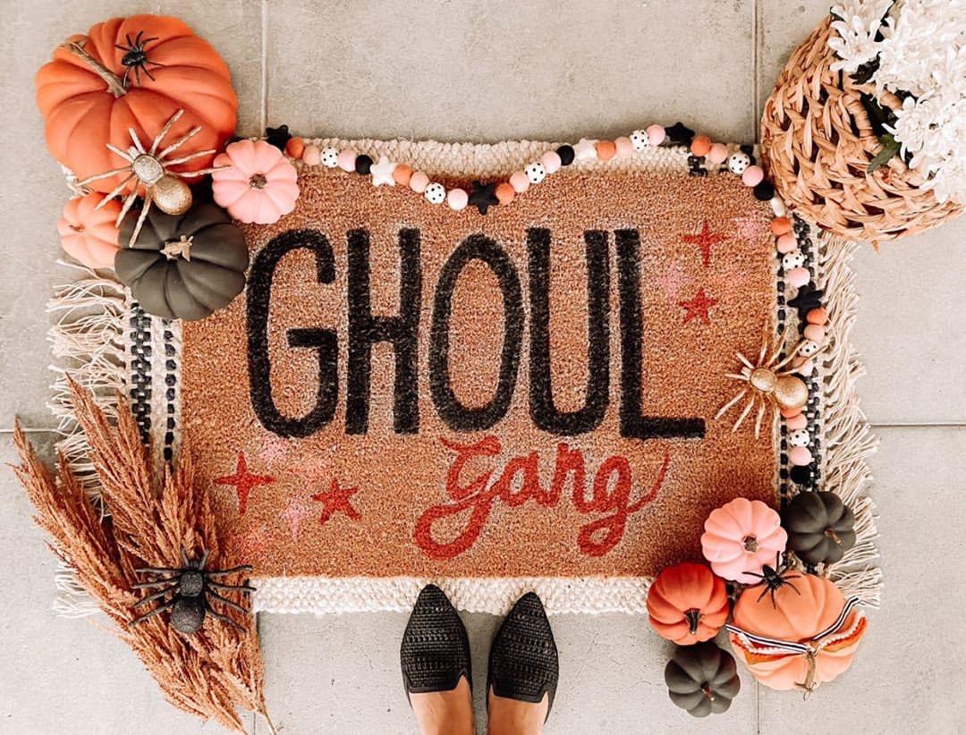 Ghoul Gang doormat