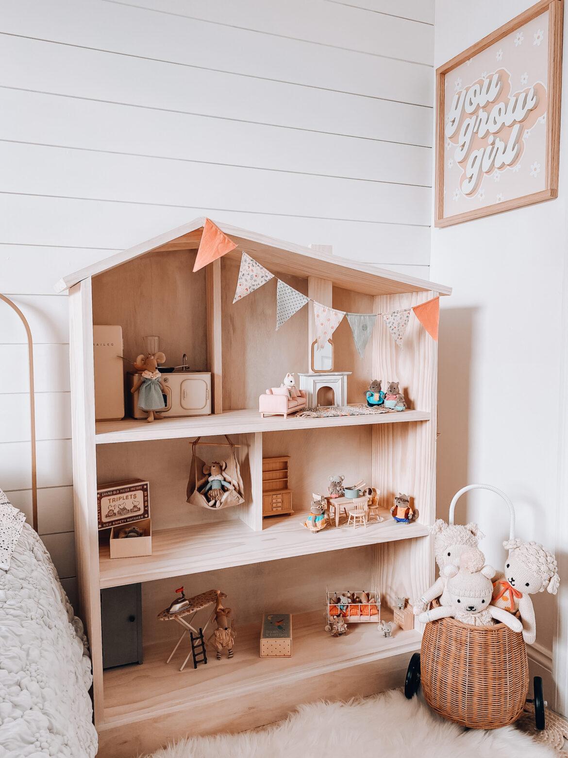 Make a dollhouse yourself!