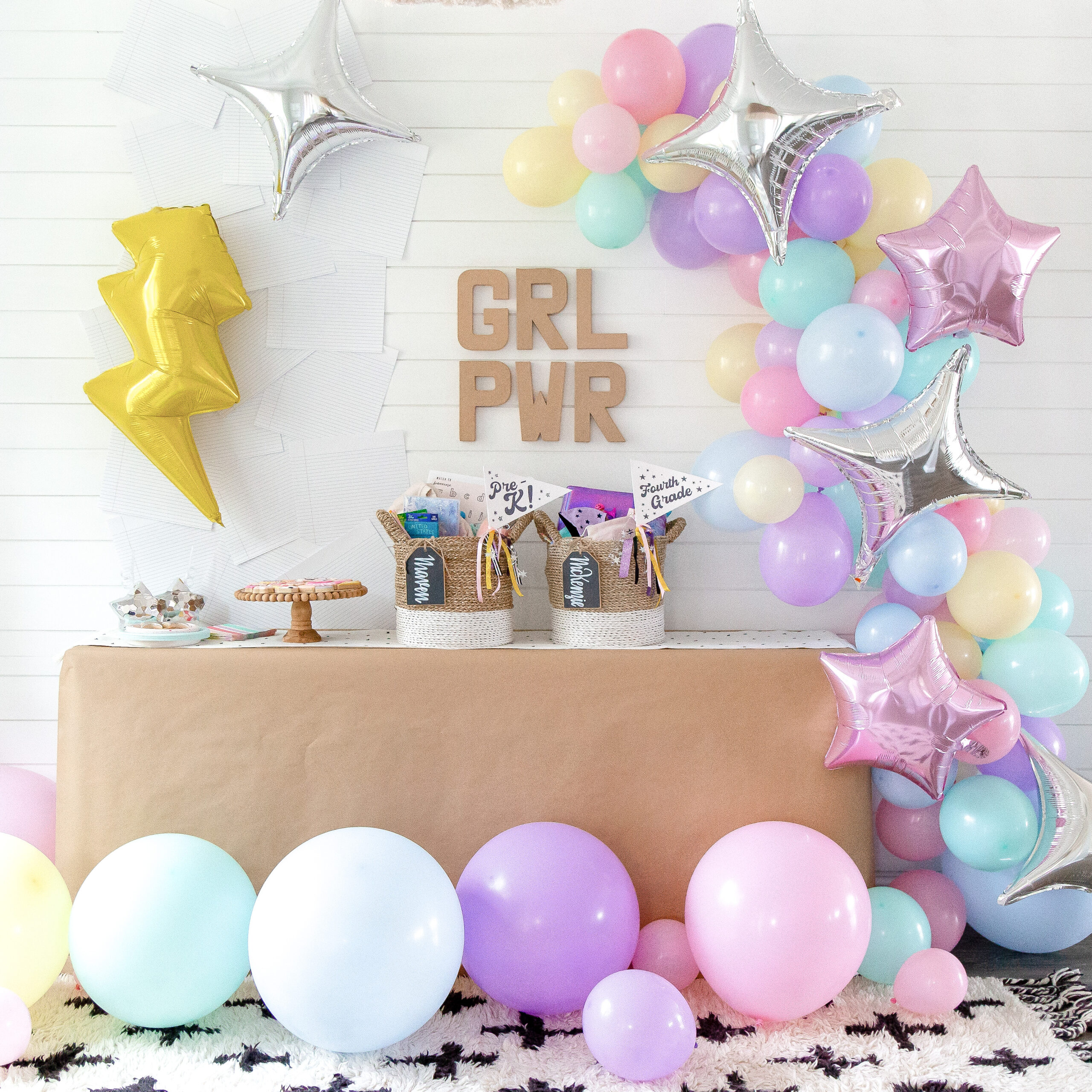 Celebration Ideas For Back to School, BTS party