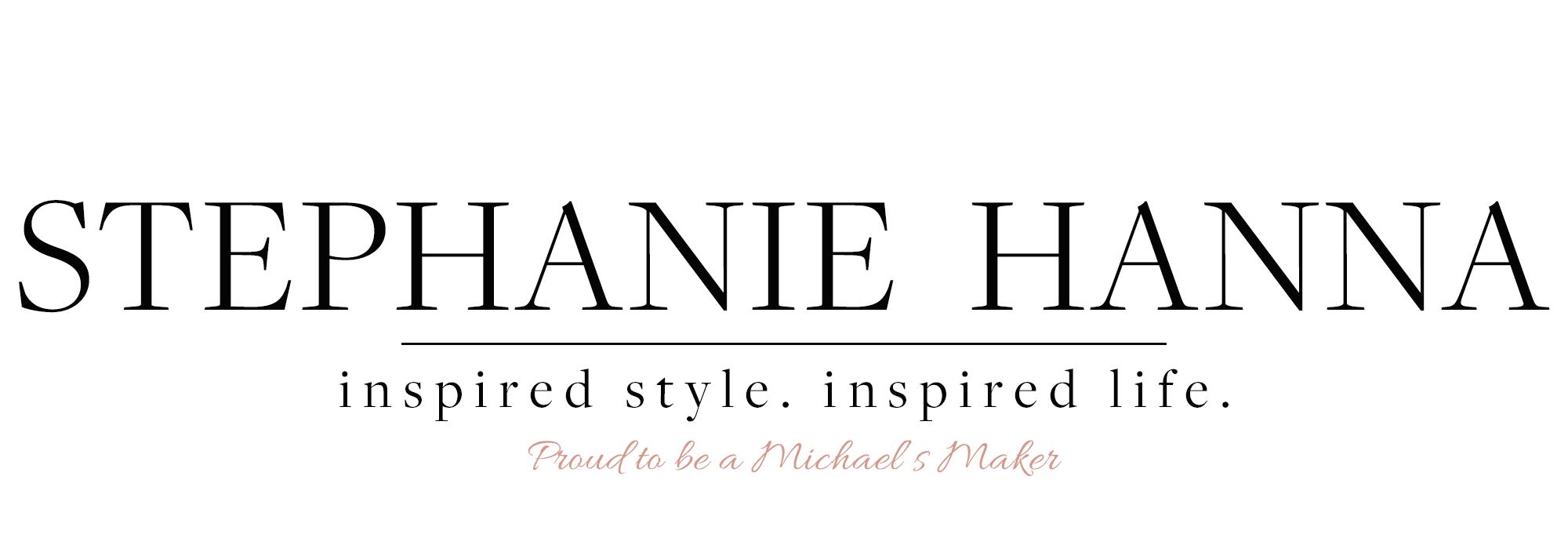 Stephanie Hanna Blog