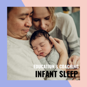 infant sleep, sleep training,