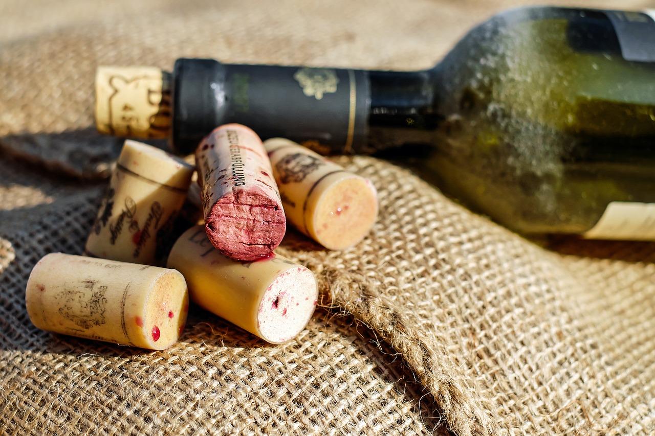 cork, wine corks, closures