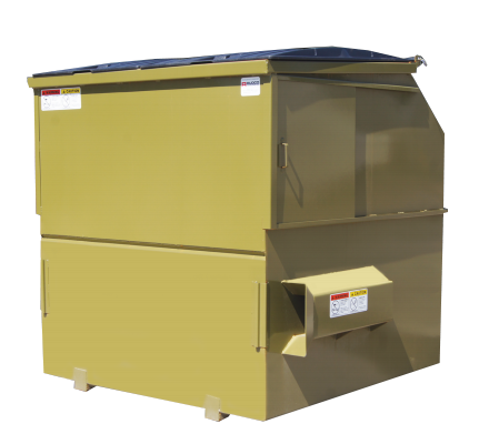 Rudco Front Load Containers