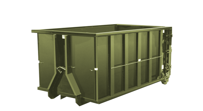 Rudco Hooklift Trash Container