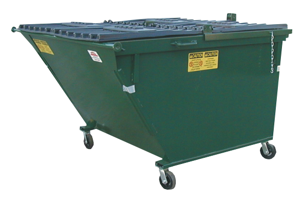 Rudco Rear Load Containers