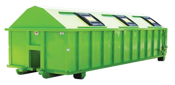Recycling-Containers