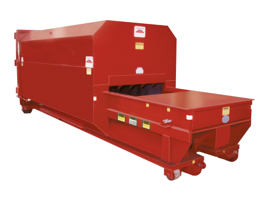 Rudco Self-Contained Trash Compactor