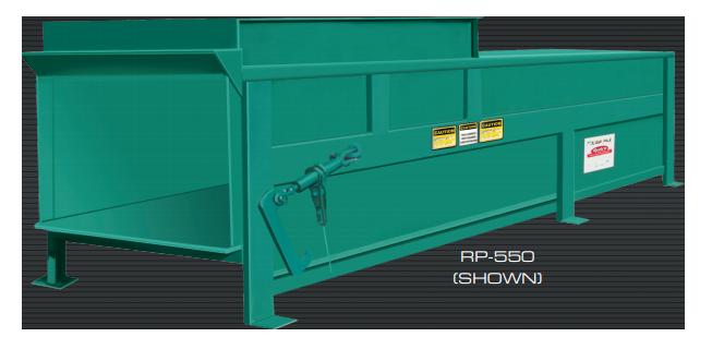 Rudco Stationary Trash Compactor