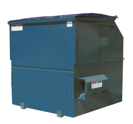 Rudco Front Loader Trash Containers