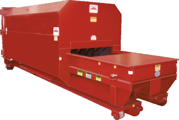 Rudco Self-Contained Compactor